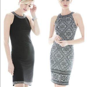 Dresses & Skirts - Reversible WHBM dress Size M